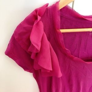 New With Tag--NWT Ann Taylor Loft Women Knit Top S